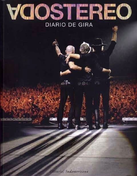 Libro Soda Stereo Diario De Gira