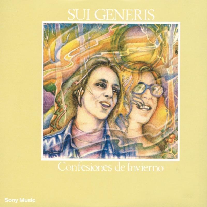 Sui Generis-Confesiones De Invierno LP