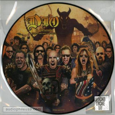 Dio & Friends-Stand Up And Shout For Cancer LP