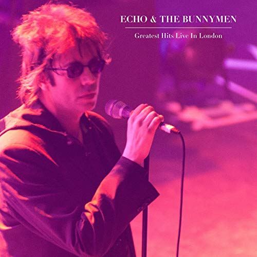 Echo & The Bunnymen-Greatest Hits Live In London LP