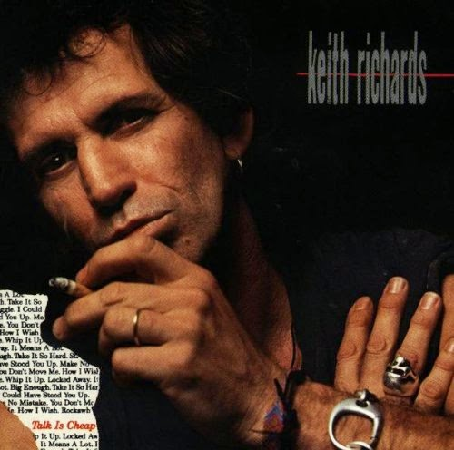 Keith Richards-Talk Is Cheap LP