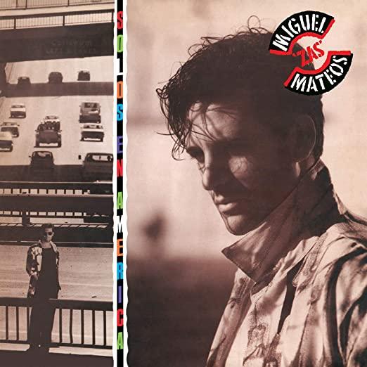 Miguel Mateos - Zas - Solos En América 2 LPS