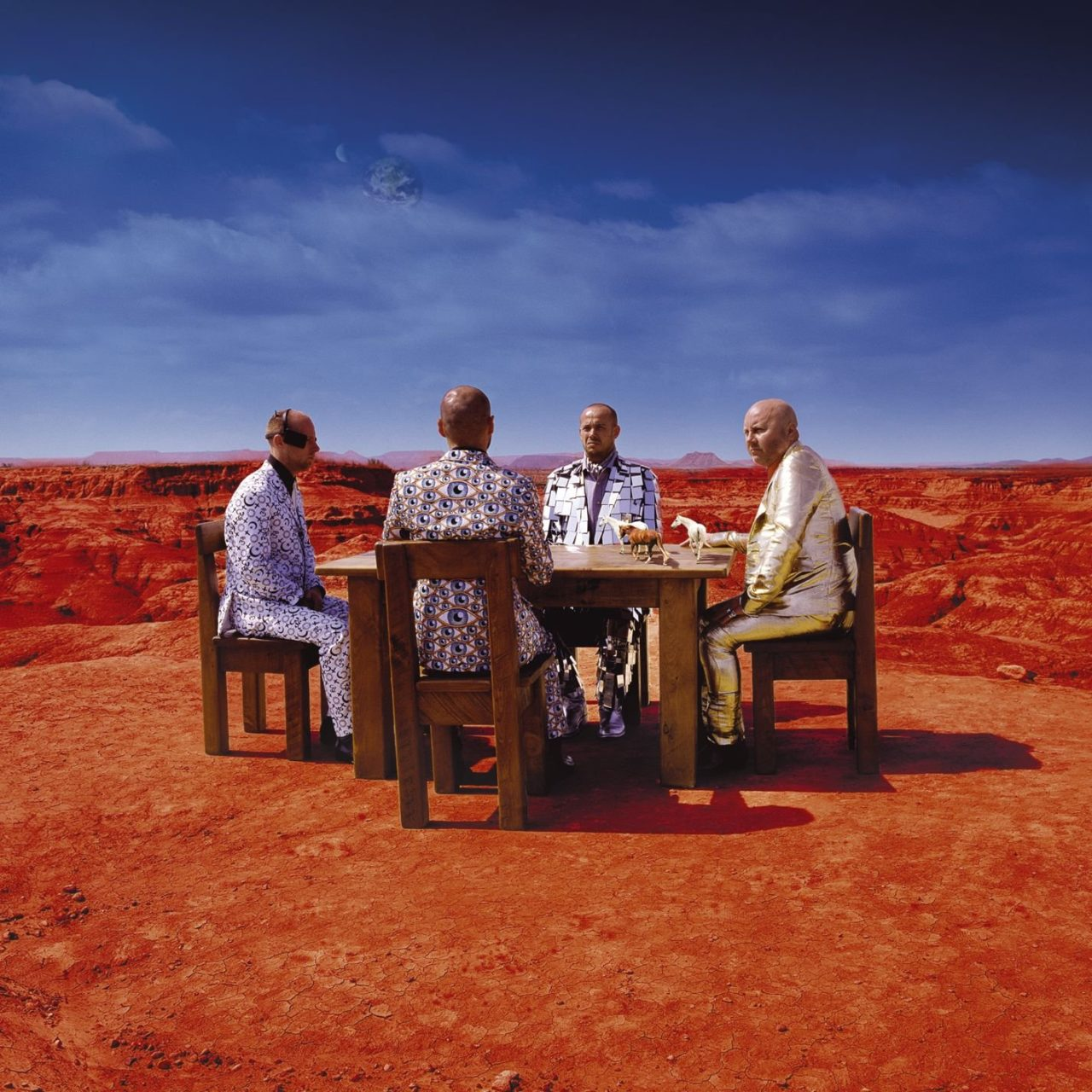 Muse-Black Holes And Revelations LP