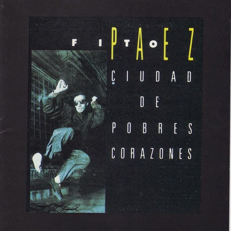 Fito Paez-Ciudad De Pobres Corazones LP