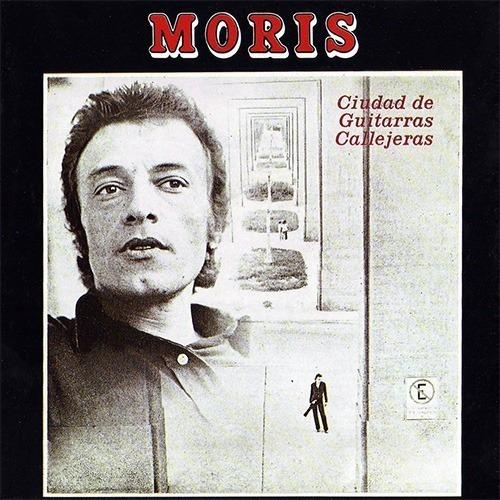 Moris-Ciudad De Guitarras Callejeras LP