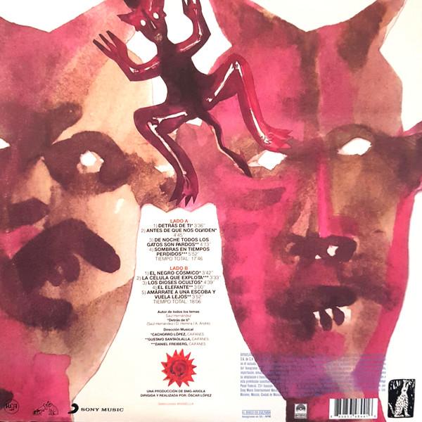 Caifanes - El Diablito LP