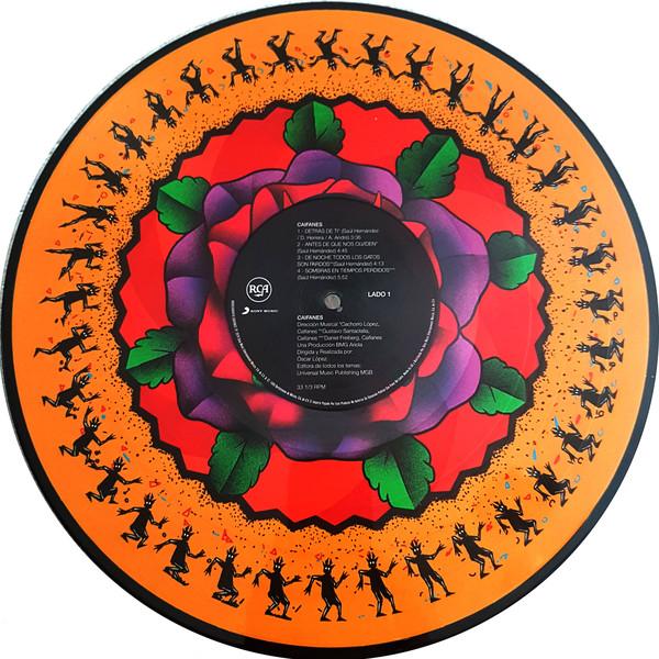 Caifanes - El Diablito LP Picture Disc