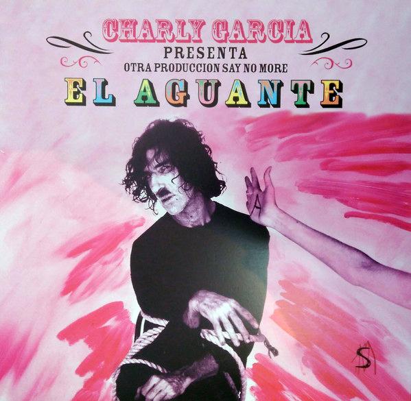 Charly Garcia - El Aguante LP