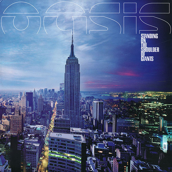 Oasis-Standing On The Shoulder Of Giants LP