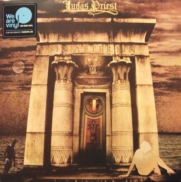 Judas Priest - Sin After Sin LP