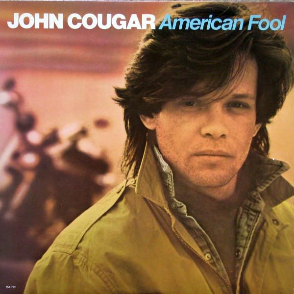 John Cougar Mellencamp-American Fool LP