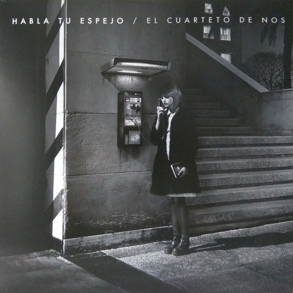 El Cuarteto De Nos-Habla Tu Espejo LP