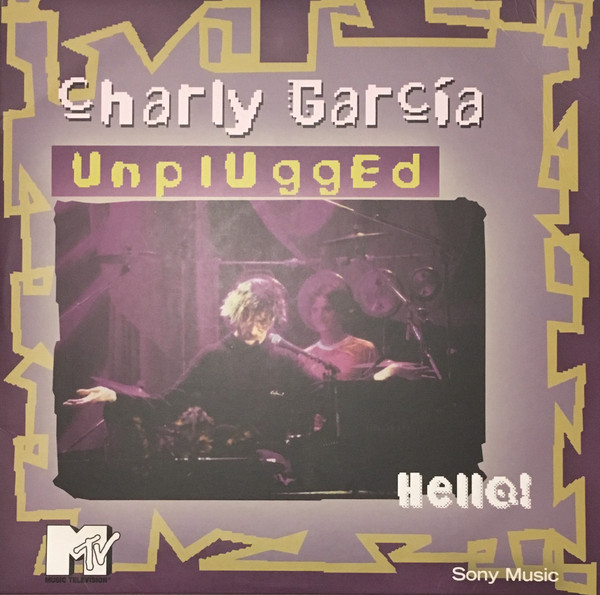 Charly Garcia-Mtv Unplugged 2 LPS