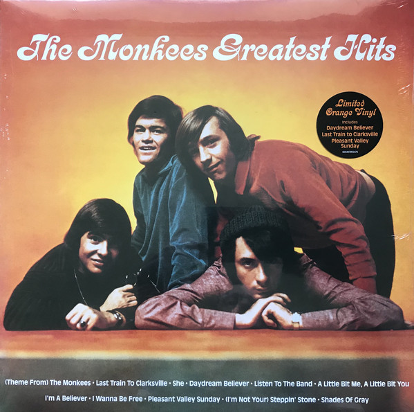 The Monkees - The Monkees Greatest Hits LP