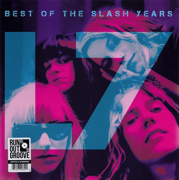 L7 - Best Of The Slash Years LP