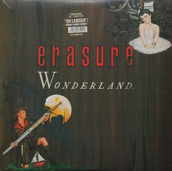 Erasure Wonderland LP