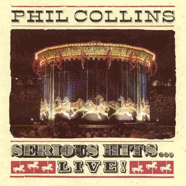 Phil Collins - Serious Hitslive! 2 LPS