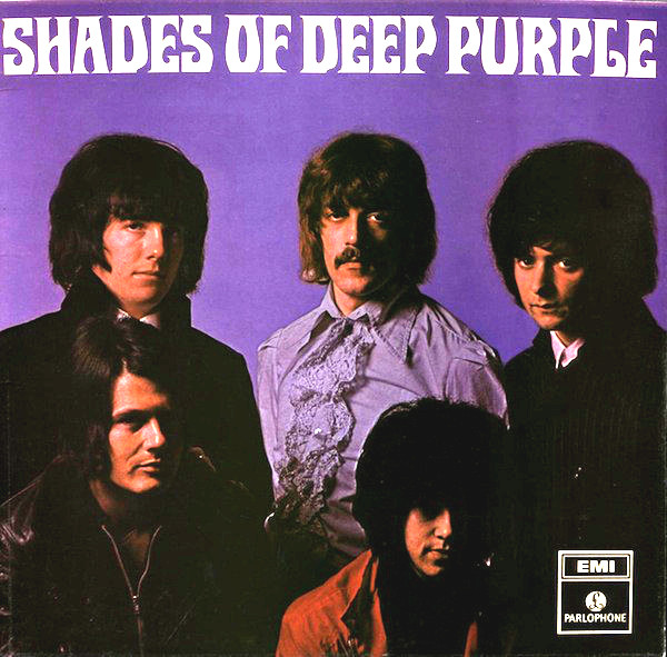 Deep Purple Shades Of Deep Purple LP