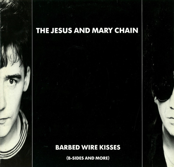 The Jesus And Mary Chain-Barbed Wire Kisses LP