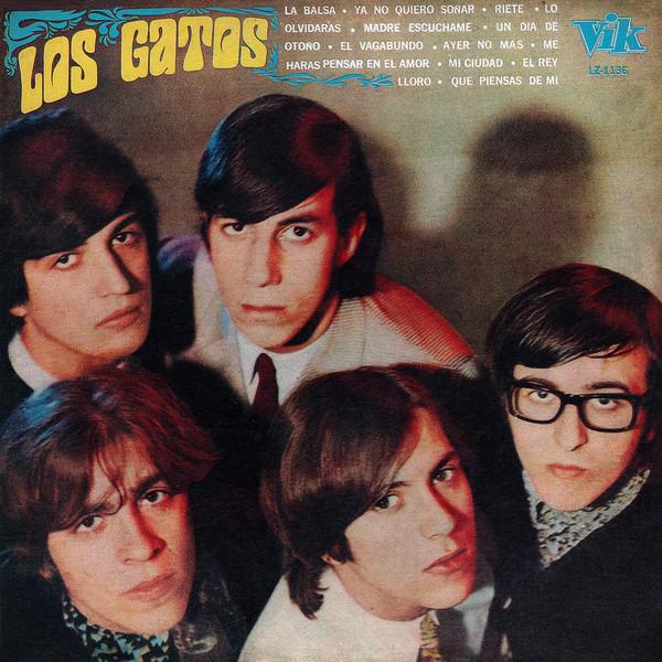 Los Gatos-Los Gatos LP