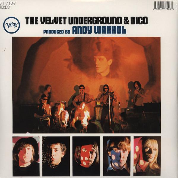 The Velvet Underground & Nico - The Velvet Underground & Nico LP