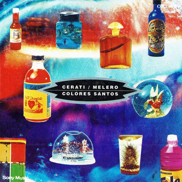 Cerati / Melero - Colores Santos LP