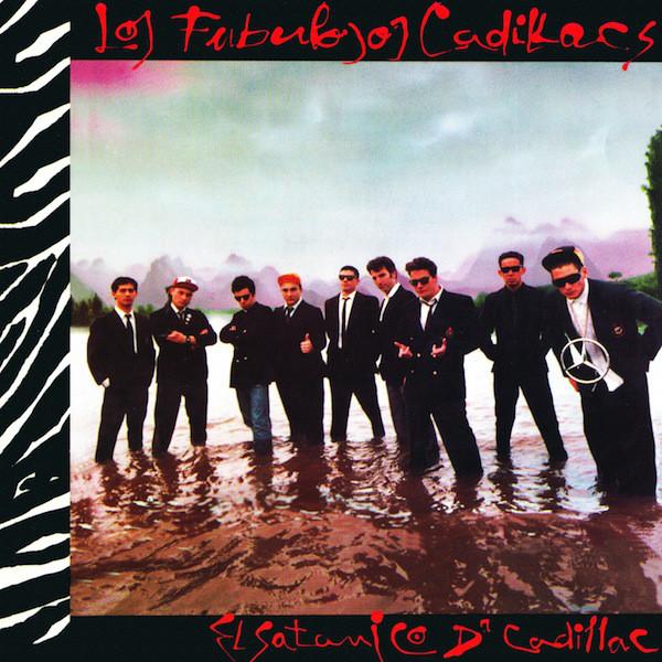 Los Fabulosos Cadillacs - El Satánico Dr Cadillac LP