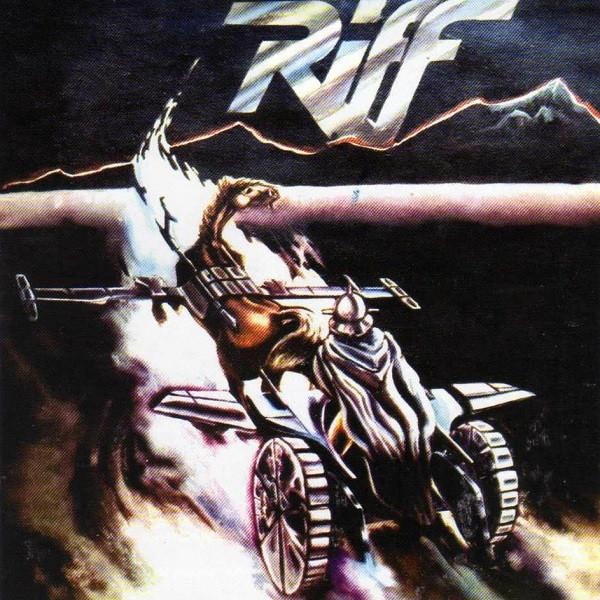 RIFF RUEDAS DE METAL LP