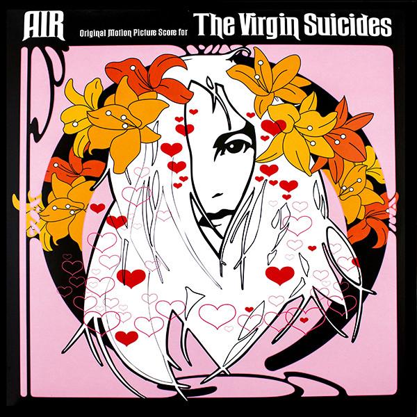 Air-The Virgin Suicides LP