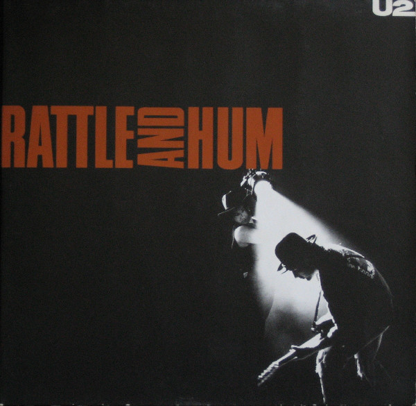 U2-Rattle And Hum 2 LPS