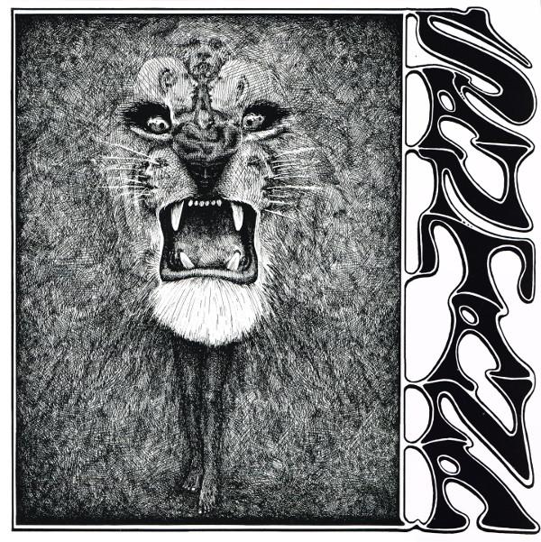 Santana - Santana LP