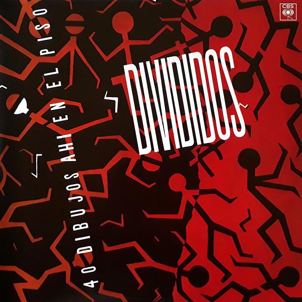 Divididos-40 Dibujos Ahi En El Piso LP