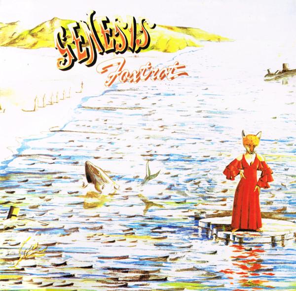 Genesis-Foxtrot LP