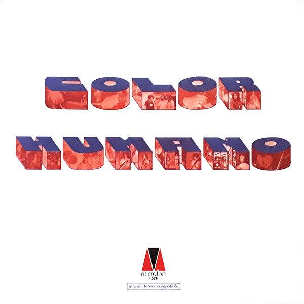 Color Humano - Color Humano LP