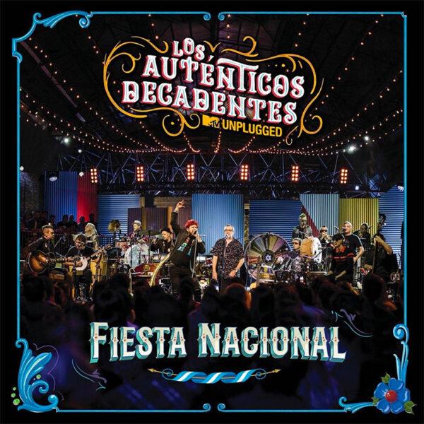 Los Auténticos Decadentes-Fiesta Nacional Mtv Unplugged 2 LPS