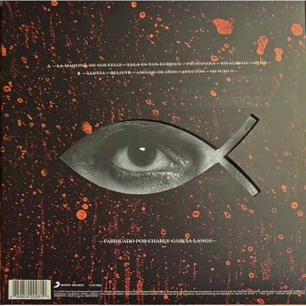CHARLY GARCIA RANDOM LP