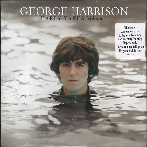 George Harrison-Early Takes Volume 1 LP