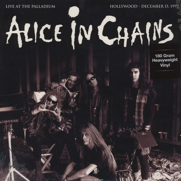 Alice In Chains - Hollywood 1992 LP