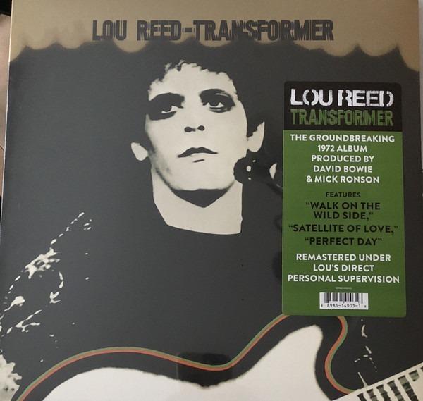 Lp Lou Reed - Transformer