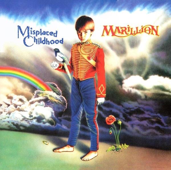 Marillion-Misplaced Childhood LP