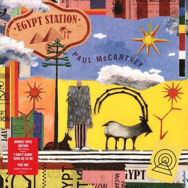 Paul Mccartney-Egypt Station 2 LPS