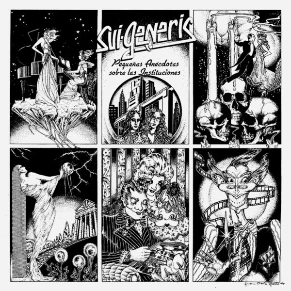 Sui Generis-Pequeñas Anecdotas Sobre las Instituciones LP