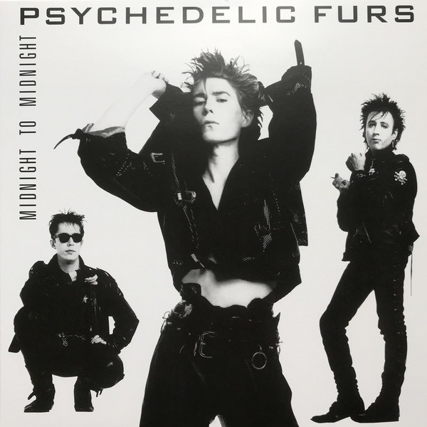 Psychedelic Furs-Midnight To Midnight LP