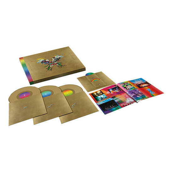 Coldplay - Live In Buenos Aires / Live In São Paulo BOX SET