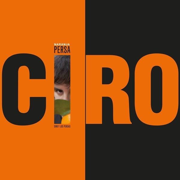 Ciro Y Los Persas-Naranja Persa LP