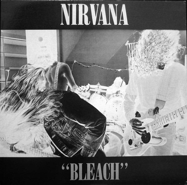 Nirvana-Bleach LP