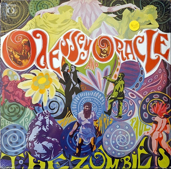 The Zombies-Odessey And Oracle LP