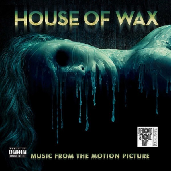 Soundtrack-House Of Wax 2 LPS