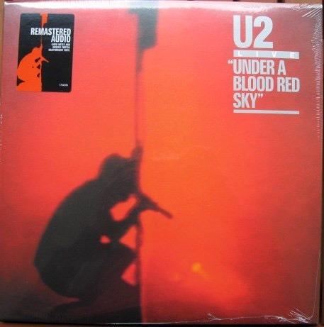 U2-Live Under A Red Blood Sky 2 LPS