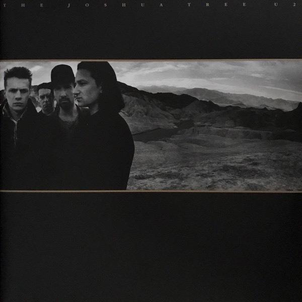 U2-The Joshua Tree 2 LPS